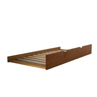 Honey Pine Trundle Guestbed