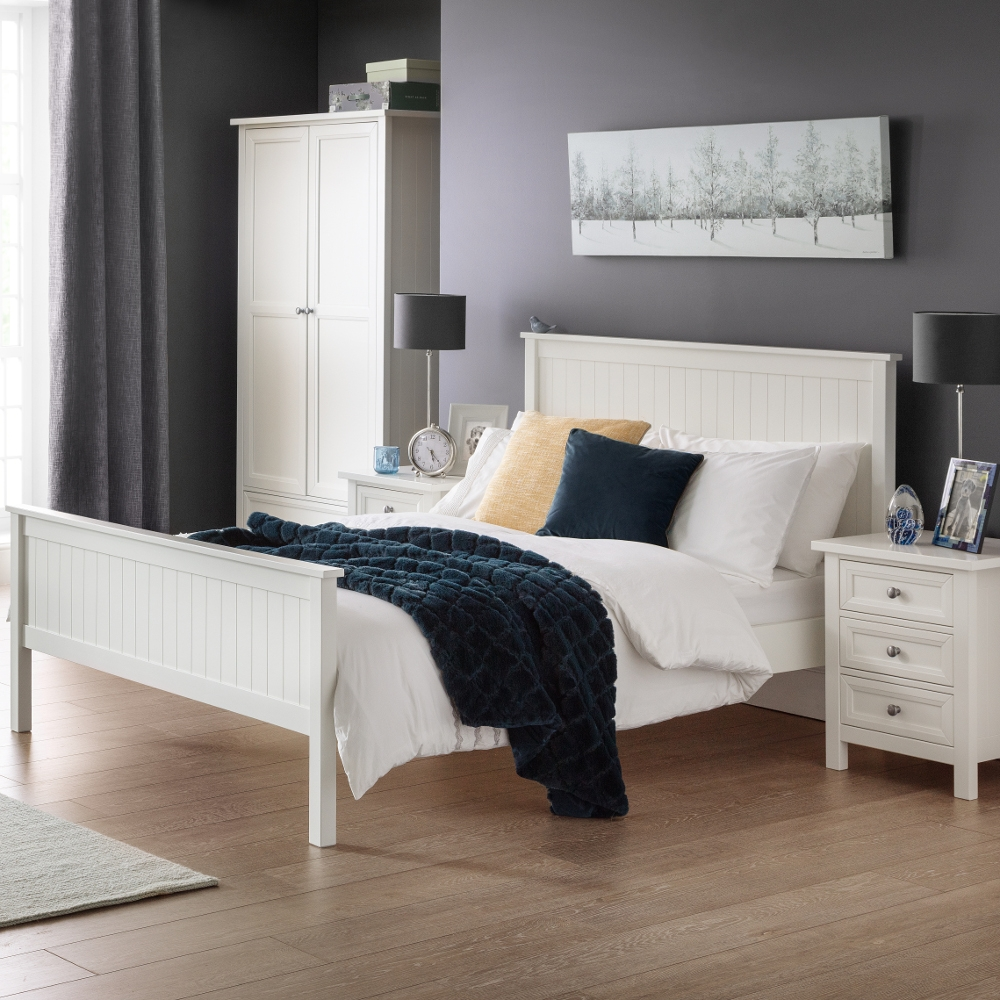 Maine White Bedroom Furniture Collection