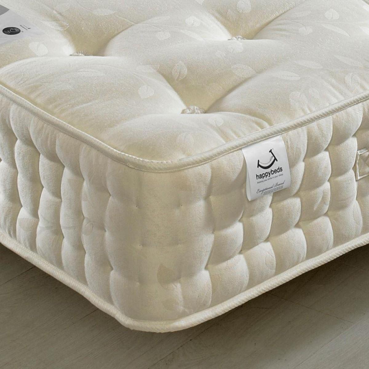 ambassador 3000 pocket sprung orthopaedic natural fillings. Black Bedroom Furniture Sets. Home Design Ideas