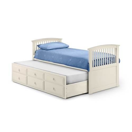 Happy Beds  Orthopaedic Pocket Sprung Memory Foam Mattress