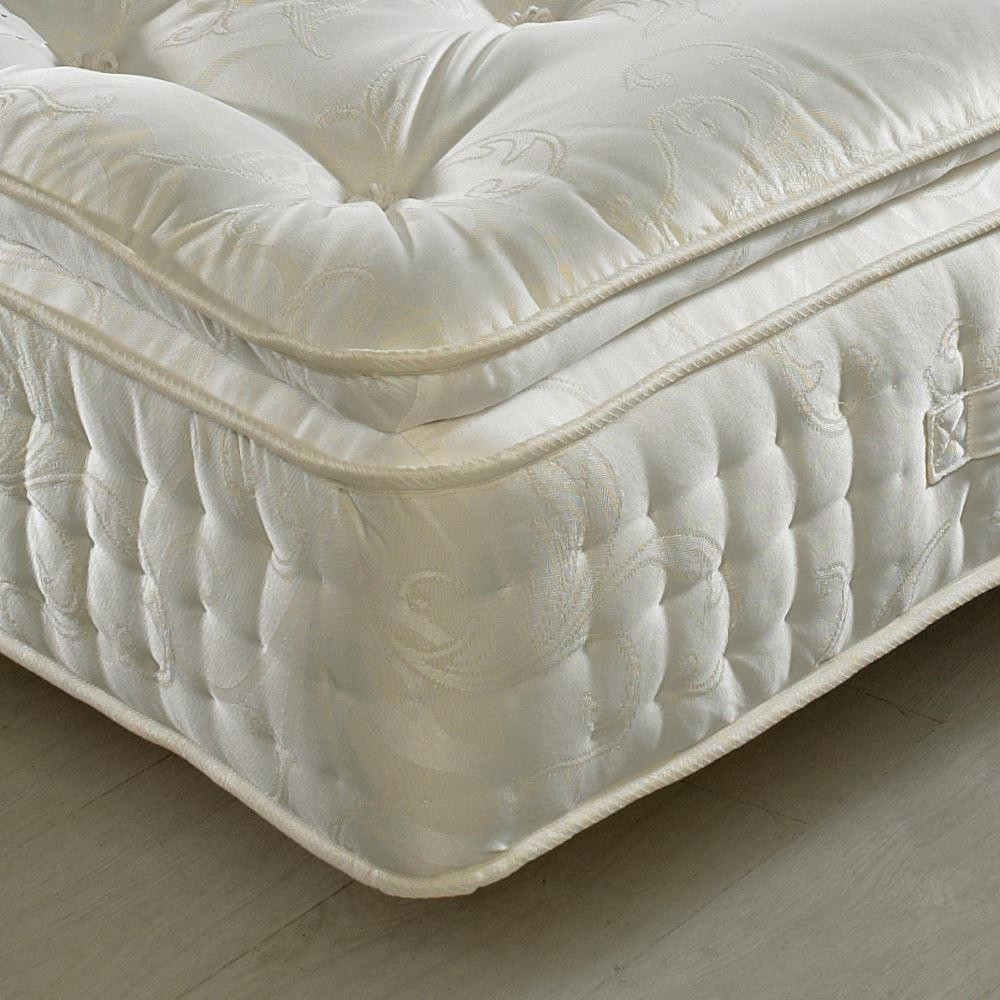 Signature 2000 Pocket Sprung Pillow Top Natural Fillings