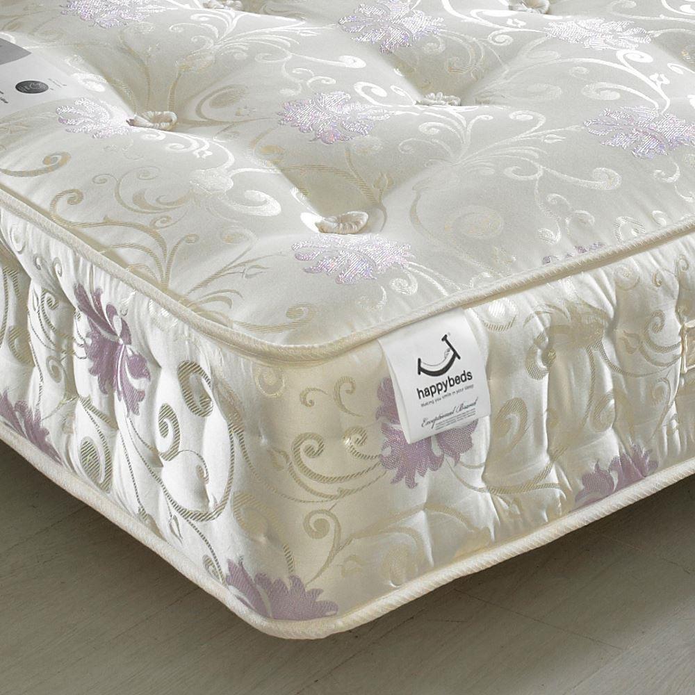 osborne 2000 pocket sprung orthopaedic natural fillings. Black Bedroom Furniture Sets. Home Design Ideas