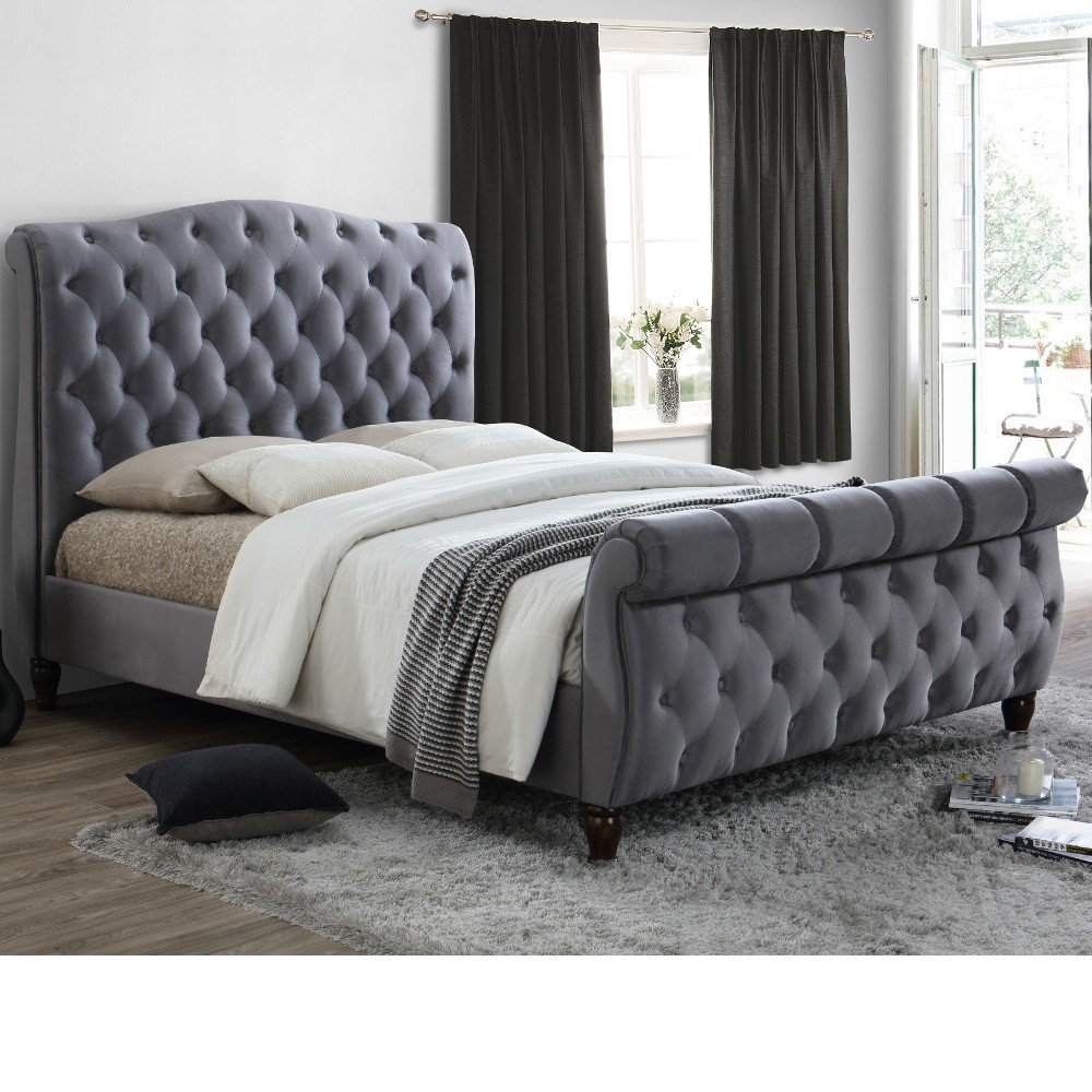 King Size Sleigh Beds