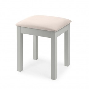 Maine Dove Grey Dressing Table Stool