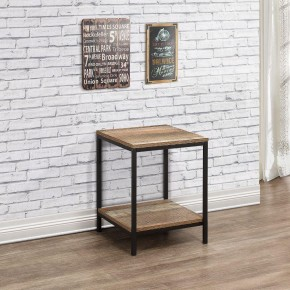 Urban Rustic Lamp Table
