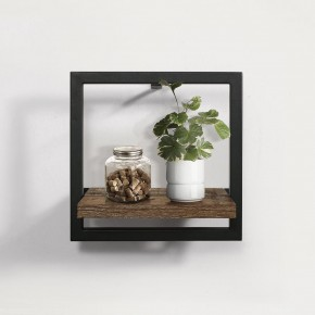 Urban Rustic Small Floating Shelf