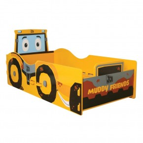 Muddy Friends Children's JCB Digger Toddler Bed