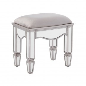 Elysee Mirrored Dressing Table Stool