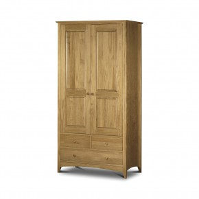 Kendal Pine Combination Wardrobe
