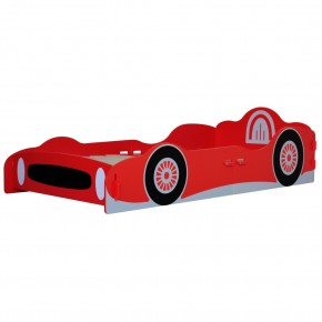 Red Racing Car Children's Bed