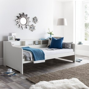 Tyler White Wooden Day Bed