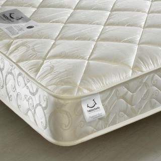 Premier Spring Quilted Fabric Mattress