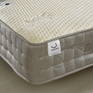 Bamboo Vitality 2000 Pocket Sprung Memory and Reflex Foam Mattress