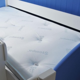 Superior Pocket Sprung Mattress - European 3ft Single (90 x 200 cm)