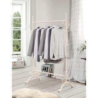 Indigo Cream Hanging Rail