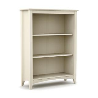 Cameo Stone White Bookcase