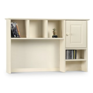 Cameo Stone White Hutch Top For Desk