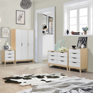 Kingston Wooden Bedroom Furniture Collection