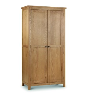 Marlborough Oak 2 Door Wardrobe