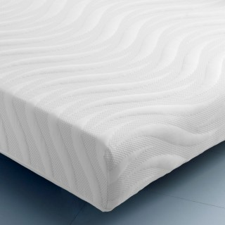 Pocket Memory Foam 3000 Individual Sprung Orthopaedic Rolled Mattress