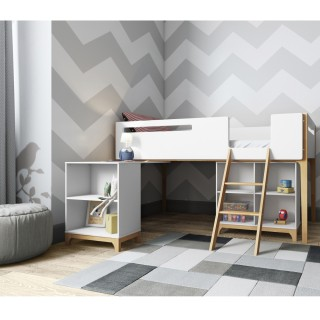 Solar Wooden Children's Bedroom Furniture Collection