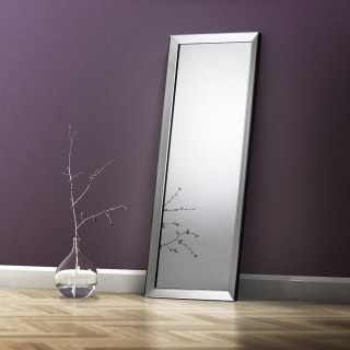 Soprano Glass Lean-To Dress Mirror - 70 x 170 cm