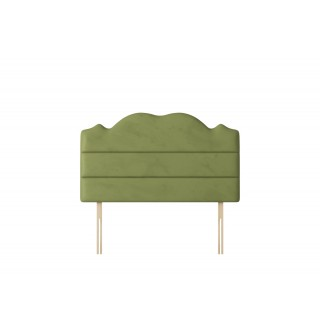 Swanhill Suede Headboard